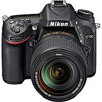 Nikon 0018208996964 D7100 Digital SLR Kamera (24.2 MP, 18-140 mm VR Lens) 3.2-Inch LCD Screen DSLR Kamera