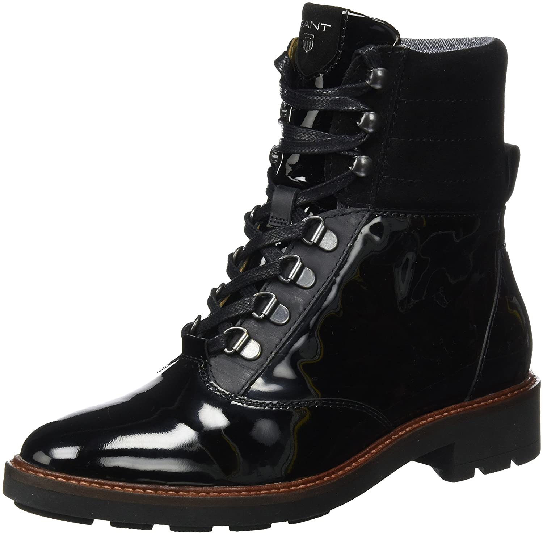 GANT Damen Emilia Stiefel Schwarz (schwarz) (schwarz) Schwarz ede76e
