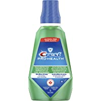 Crest Pro-Health Multi-Protection Alcohol Free Mouthwash, Cool Wintergreen, 1 L