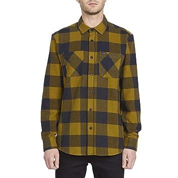 Volcom Shade Stone L/S - Camisa Hombre: Amazon.es: Deportes y aire ...