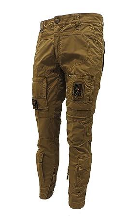 Aeronautica Militare Uomo Pantalone Anti-G PA1284CT1493 COL08184 P//E2019