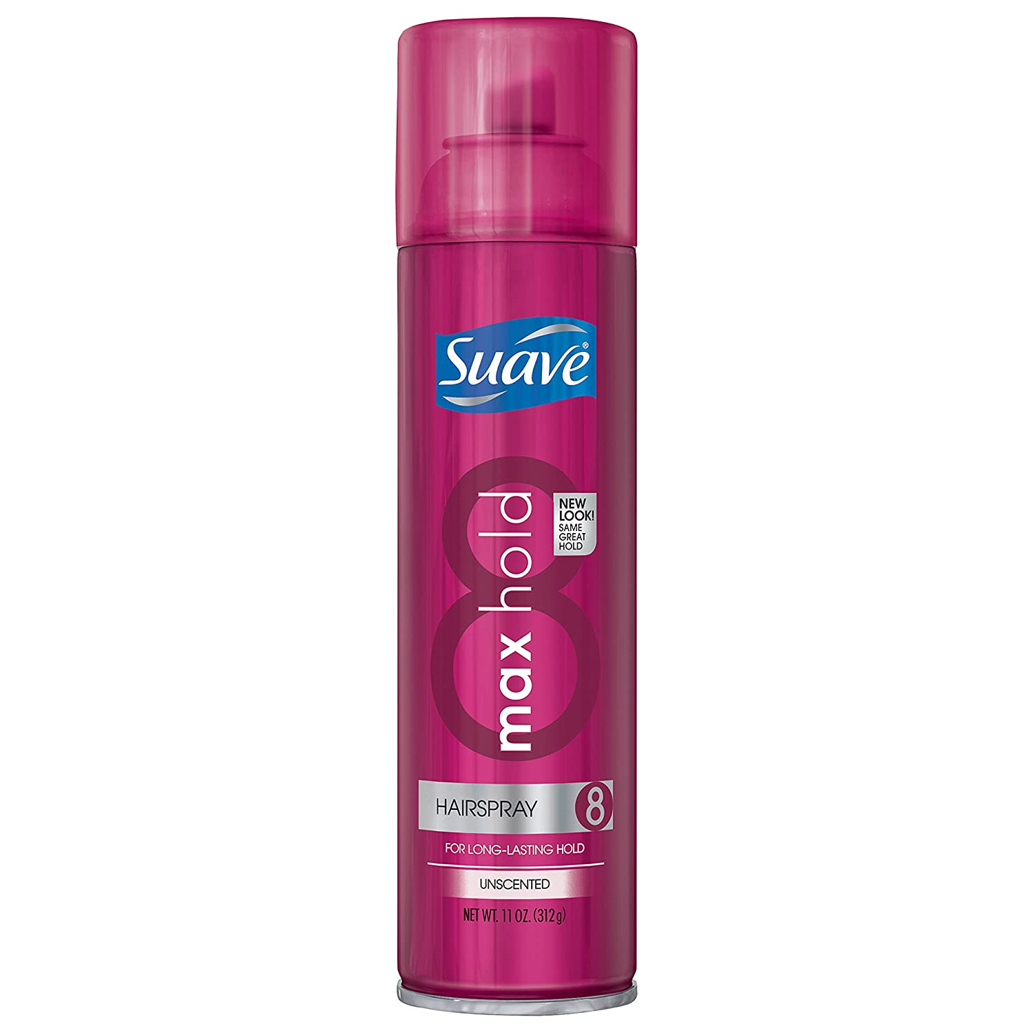 Suave Max Hold Unscented Hairspray, 11 oz : Hairspray : Beauty
