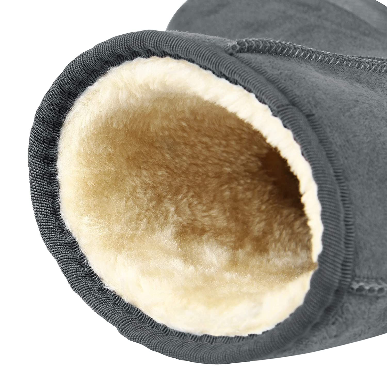 Angerella Mujer Invierno Classic Mini Botas Calentar Botas de Nieve