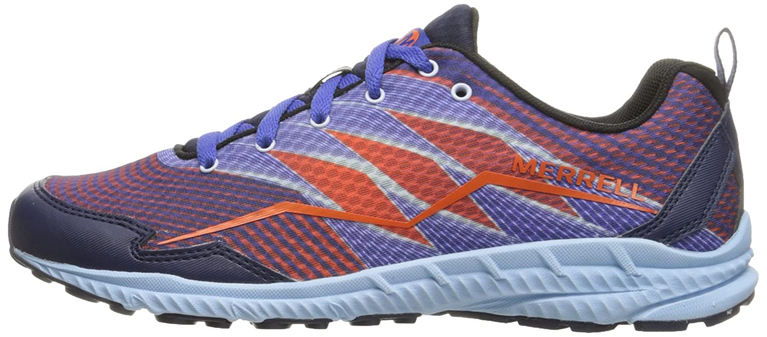 Merrell Women's Trail Crusher Trail Runner B0193TLWJG 8.5 B(M) US|Surf the Web