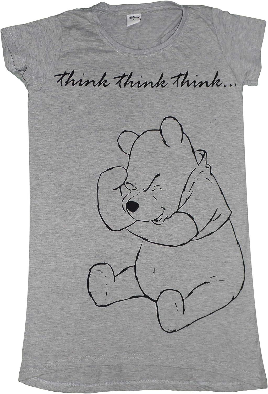 Winnie The Pooh Donna Camicia da Notte