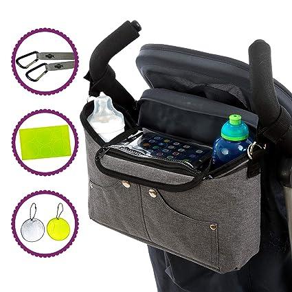 Bolso bolso para bebe / organizador para cochecito o silla ...