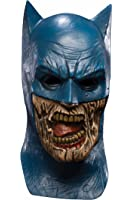 Rubie's Costume Co Blackest Night Batman Zombie Overhead Latex Mask