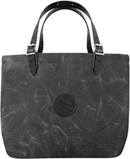 product image for Duluth Pack Market Tote (Waxed Grey)