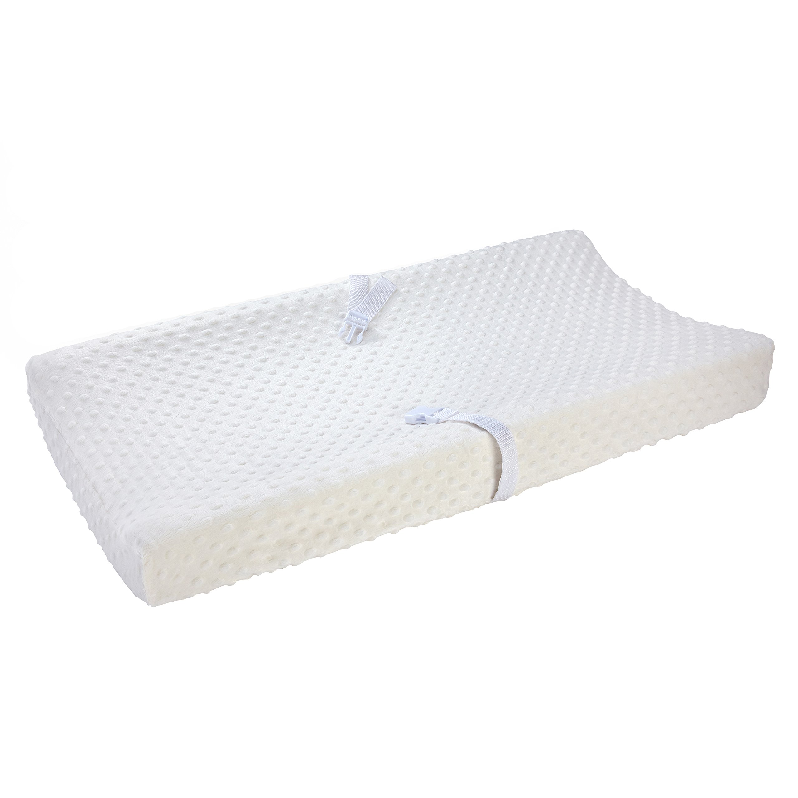 Carter's Changing Pad Cover, Solid Ecru, One Size by Carter's