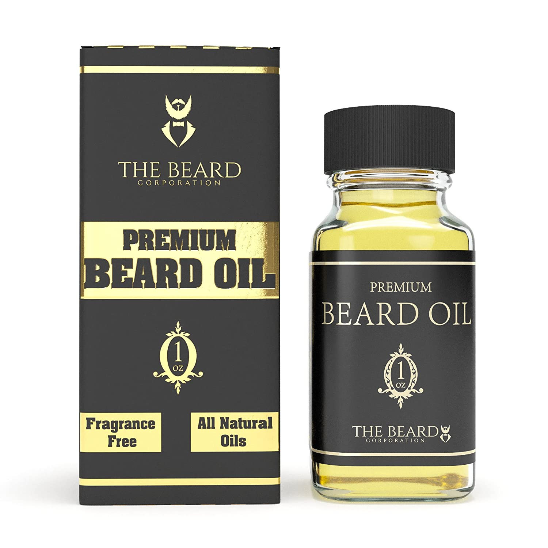 The Beard Corporation - Premium Beard Oil