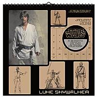 Star Wars Saga 2016 Art Calendar