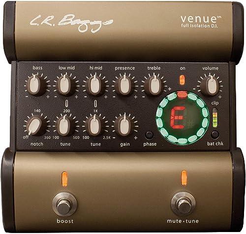 L.R. Baggs Venue DI Acoustic Guitar Preamp