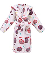 Arctic Paw Kids Boy/Girl Costume Theme Party Outdoor Pool Robe Beach Cover Up