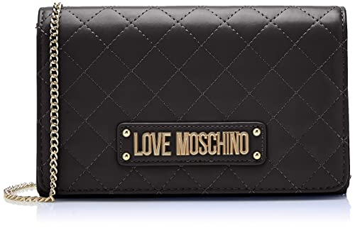 5b21a4cd5527 Love Moschino Quilted Nappa Pu