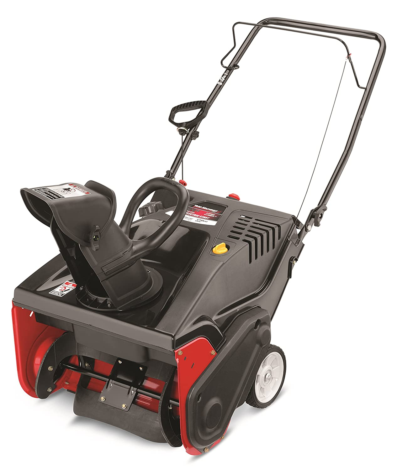 amazon com yard machines 179cc 21 inch single stage electric start rh amazon com Briggs and Stratton OHV Engine Parts Diagrams OHV Engine versus a Non-Ohv Engine