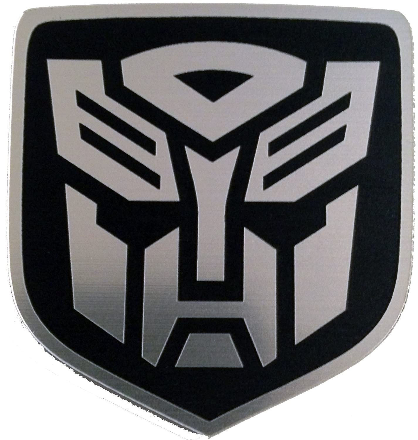Amazon Dodge Challenger 2007 Front Emblem Transformers Autobot