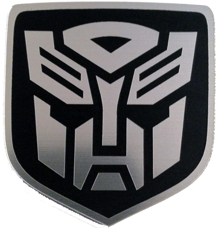 Amazon 24designs Compatible Truck Front Emblem Transformers