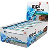 MaxiNutrition Cyclone Strength and Power Bars, 60 g - Chocolate Mint, Pack of 12