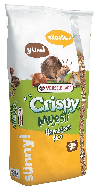 Versele CRISPY Müsli Hamster & Co. 20kg
