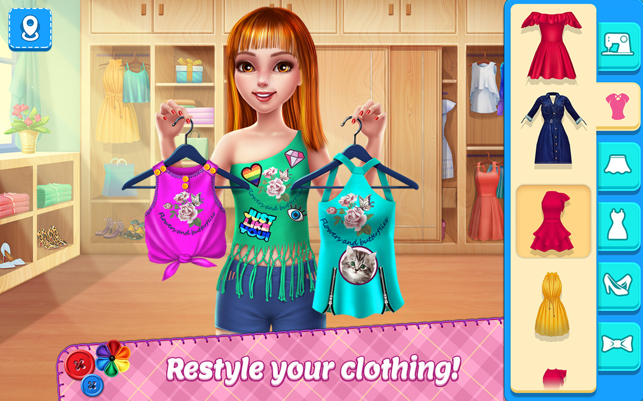 Amazon Com Diy Fashion Star Design Hacks Clothing Game