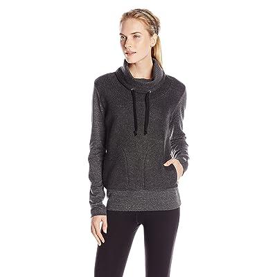 Alo Yoga Women's Rift Long-Sleeve Pullover Top