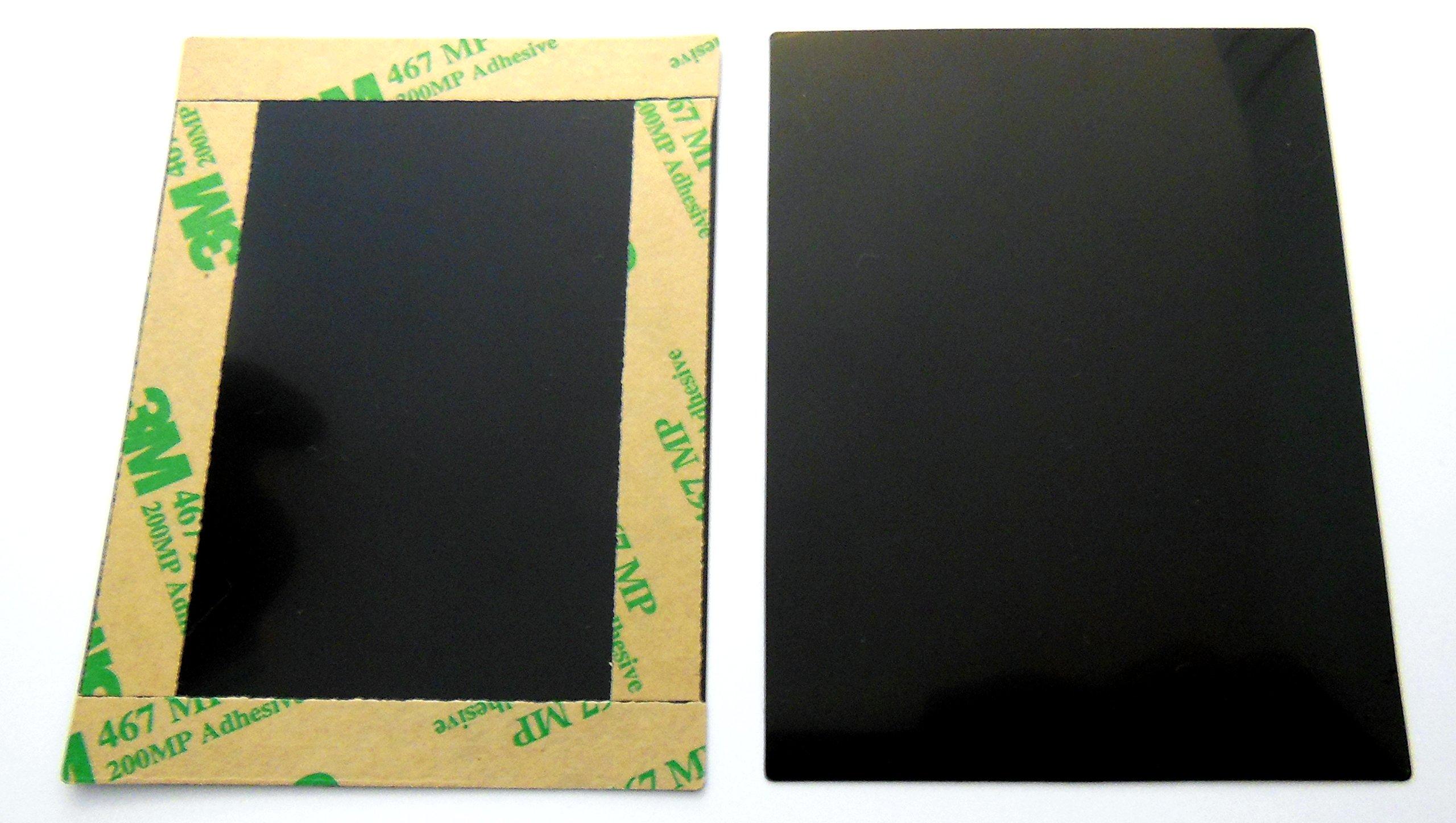 Teflon Hard Drive Heat Shield for Western Digital, Seagate, Hitachi Hard Drives 7 x 9.5cm [T]