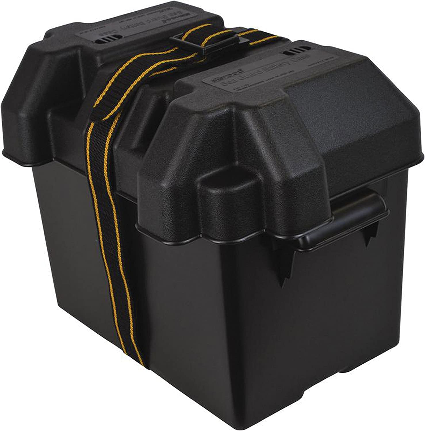 Black Attwood 9084-1 Large Battery Box Vented 29//31 Series