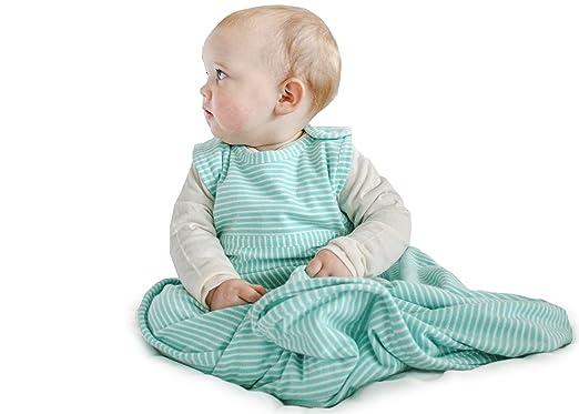 Merino Kids Baby Sleep Bag For Toddlers 2-4 Years, Aqua