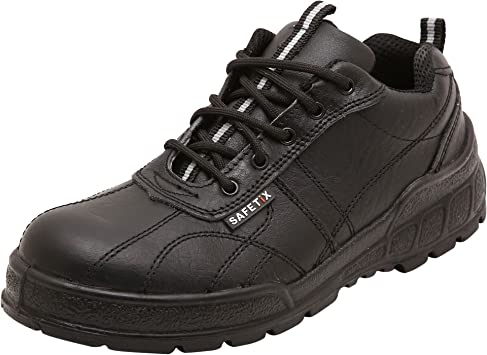 Safetix Evo Sporty Genuine Leather Low