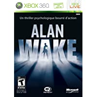 Alan Wake - French only - Xbox 360 Standard Edition