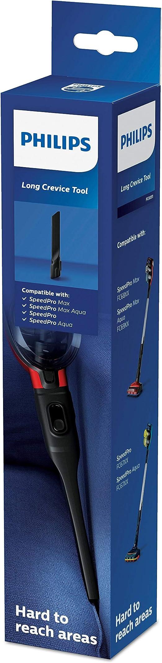 FC6812 FC6813 FC6822 FC6823 FC6826 FC6901 FC6902 FC6903 FC6904 Philips FC5005//01 vacuum accessory//supply Stick vacuum Accessory kit FC5005//01 Accessory kit Black Stick vacuum