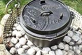 Petromax Feuertopf cookware ft 9 black