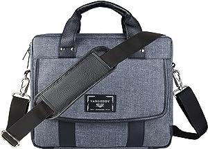 17 17.3 Inch Laptop Briefcase Business Satchel Computer Handbag Shoulder Bag for Men Women for HP Pavilion Omen Envy 17 Dell Inspiron Alienware 17 G3 G7 17.3 Ideapad 330 L340 Y700 Y540 Y740