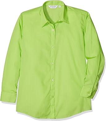 Trutex LCB, Camisa Para Niñas, Verde (Stem Green), 16-17 Años (Talla del Fabricante: 40): Amazon.es: Ropa y accesorios