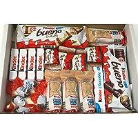 Premier Life Store Kinder Mix Medium Chocolate Sweet Selection Gift Box Present Treat