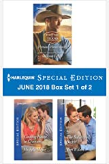 Harlequin Special Edition June 2018 Box Set 1 of 2: Fortune's Homecoming\Coming Home to Crimson\The Ballerina's Secret (The Fortunes of Texas: The Rulebreakers) Kindle Edition