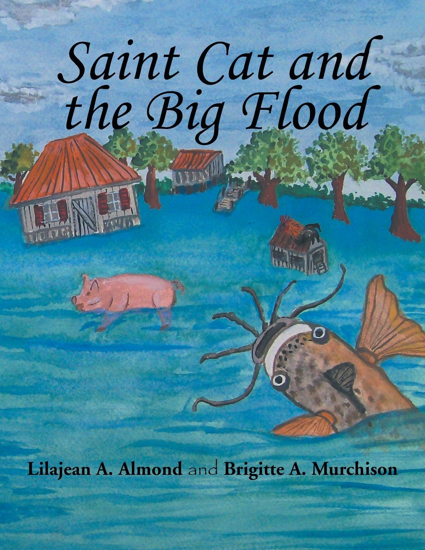 Read Online Saint Cat and the Big Flood ebook
