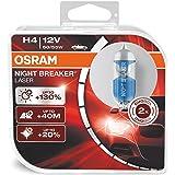 OSRAM 64193NBL-HCB Lampe Halogène pour Projecteur, Set de 2