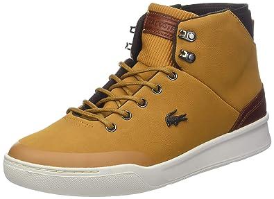 wholesale dealer b6ae6 cb4c3 Lacoste Herren Explorateur Classic 318 2 Cam Sneaker