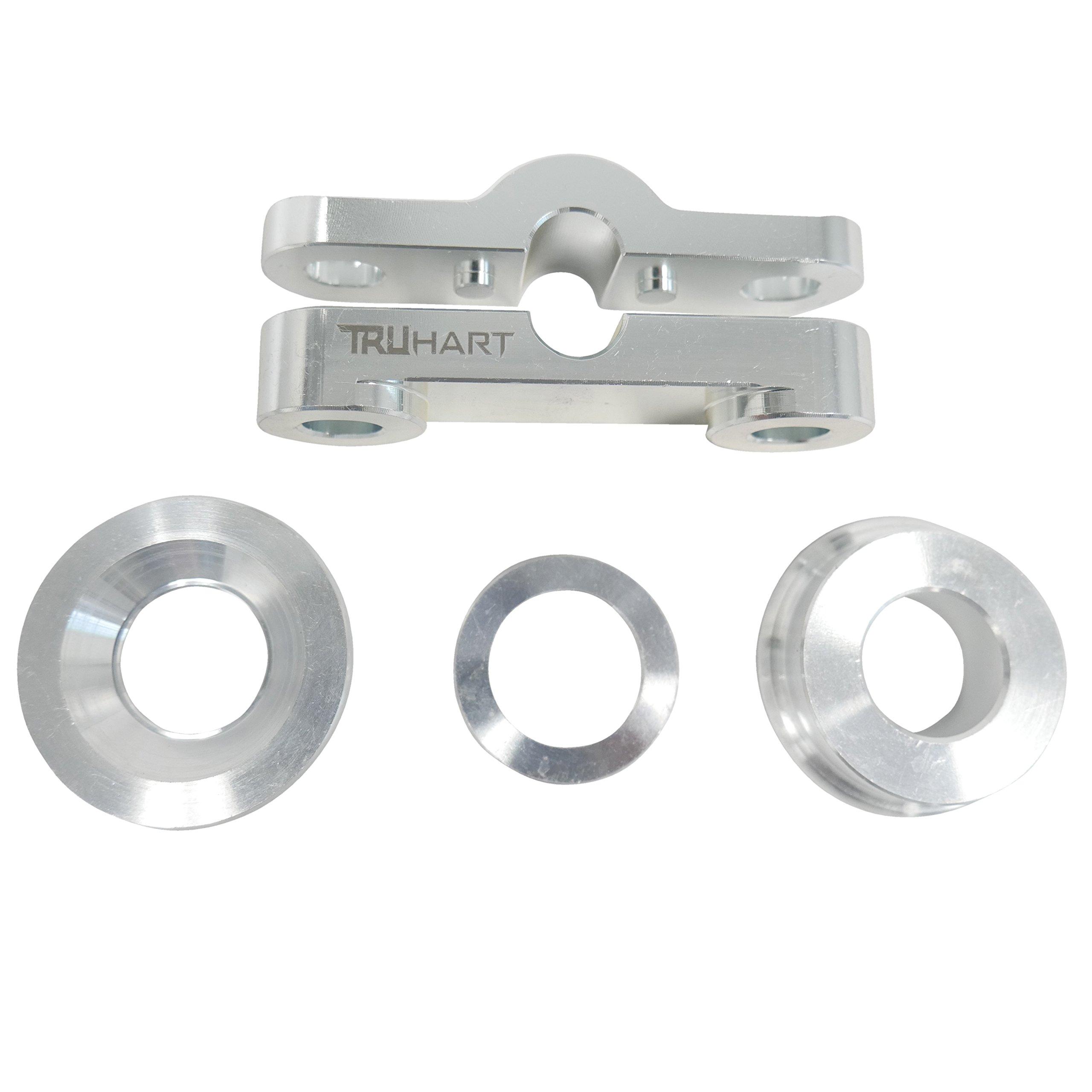 Truhart Billet CNC Aluminum Shifter Bushings B- Series Civic Integra DOHC