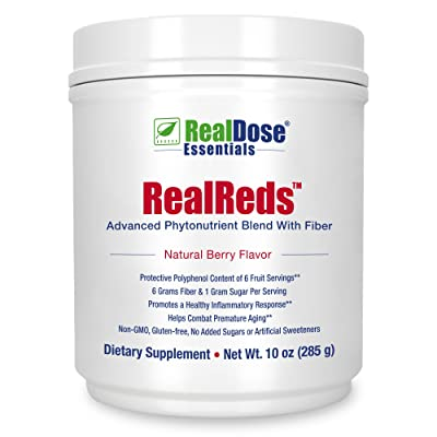 Doctor Formulated RealReds Antioxidant Powder