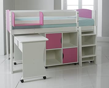 Shorty Cabin Bed Mid Sleeper Narrow To Suit 26quot Wide Single Mattress