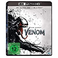 Venom (+ Blu-ray) [4K Blu-ray]