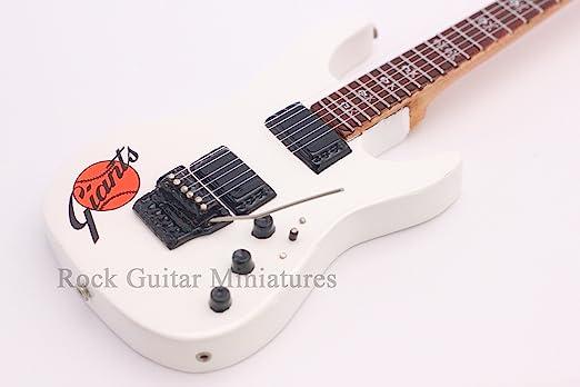 rgm62 Kirk Hammett Metallica Vintage gigantes blanco miniatura ...