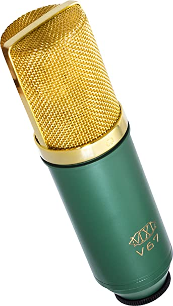 Review MXL V67G Large Capsule Condenser Microphone