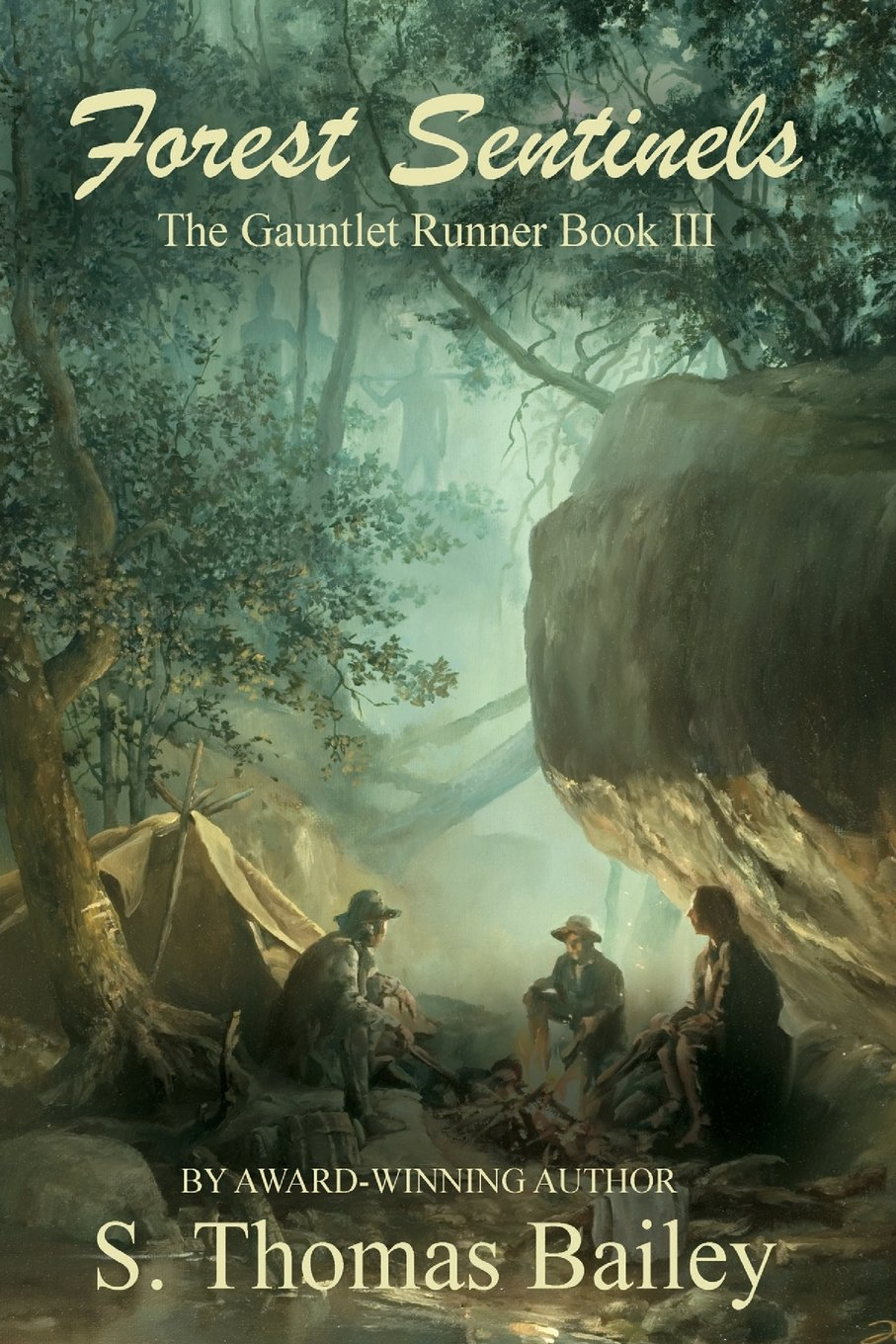 Download Forest Sentinels: The Gauntlet Runner Book III pdf