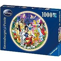 Ravensburger Disney Wonderful World Puzzle 1000pc,Adult Puzzles