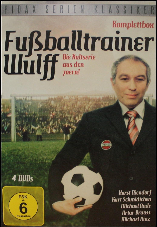 Pidax Serien Klassiker Fußballtrainer Wulff Die Komplette