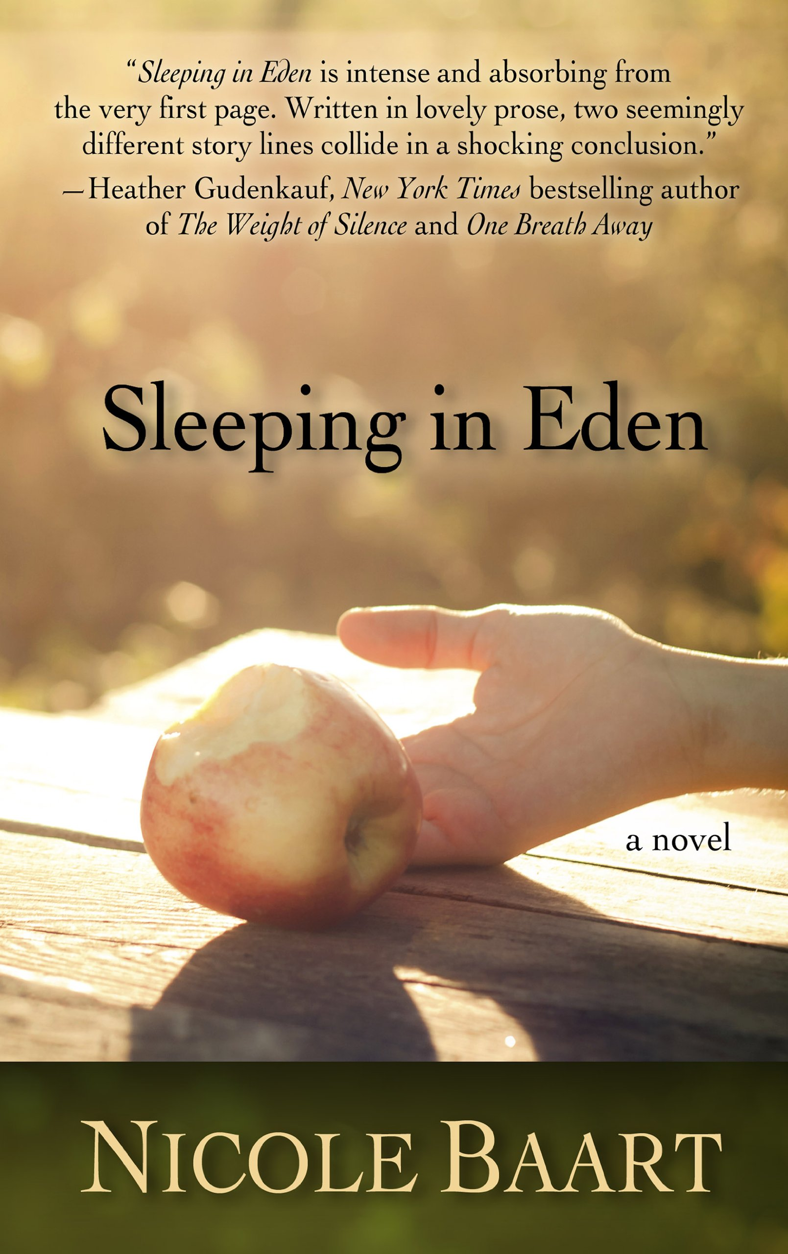 Sleeping In Eden (Thorndike Press Large Print Christian Mystery) PDF