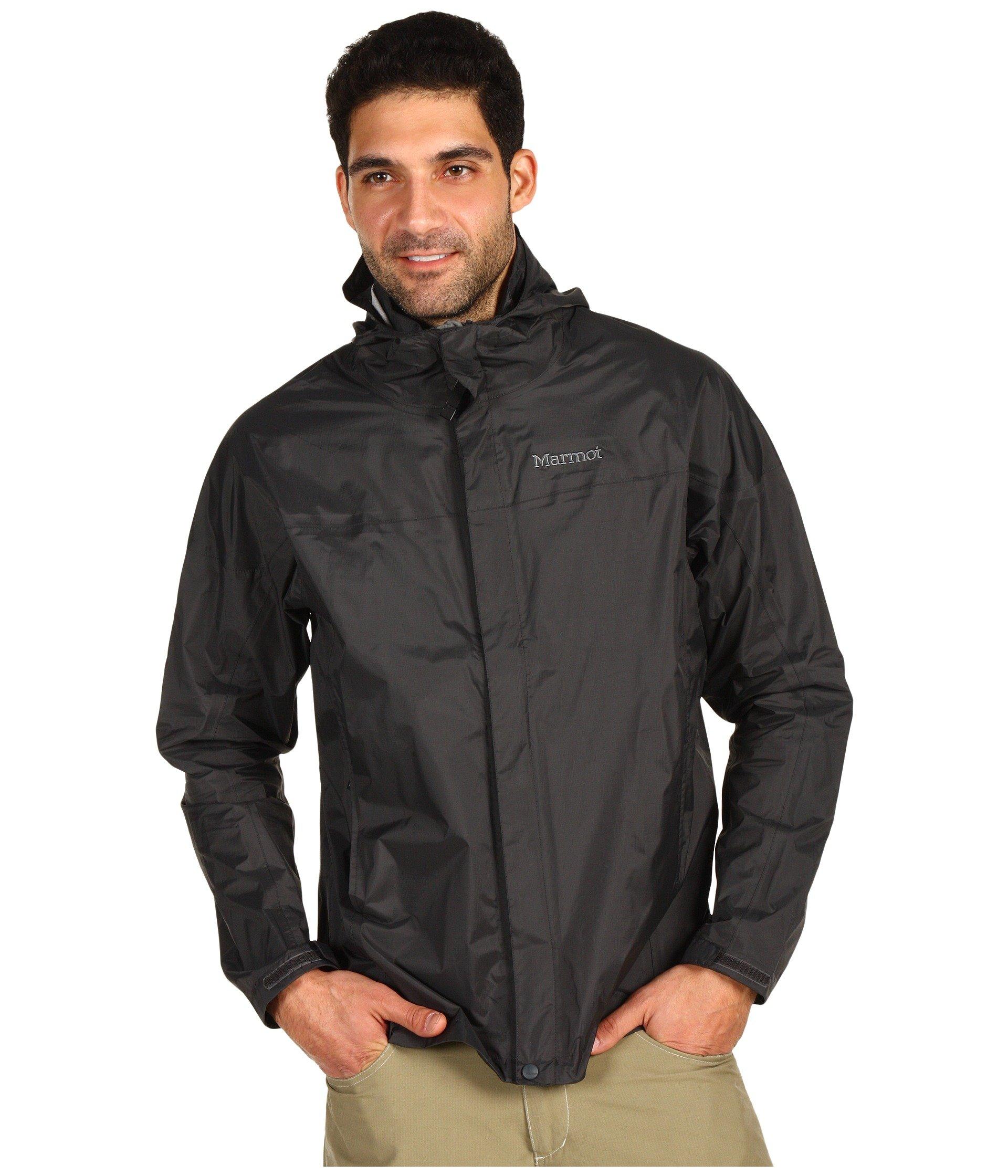 Marmot Men's Precip Jacket, Slate Grey, Medium by Marmot